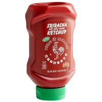 Huy Fong 20 oz. Sriracha Hot Chili Ketchup   - 12/Case