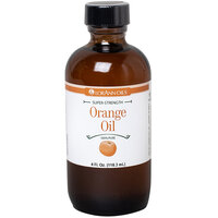 LorAnn Oils 4 oz. All-Natural Orange Super Strength Flavor