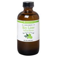 LorAnn Oils 4 oz. All-Natural Key Lime Super Strength Flavor