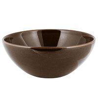RAK Porcelain GNNNBW20CL Genesis Glossy 30.45 oz. Brilliant Clove Porcelain Cereal Bowl - 6/Case