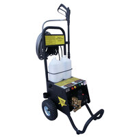 Cam Spray 1500AMXDE MX Series Portable Electric Cold Water Pressure Washer with 50' Hose - 1450 PSI; 2 GPM