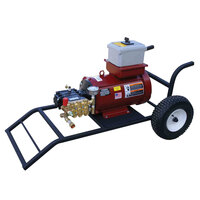 Cam Spray 3050X X Series Portable Electric Cold Water Pressure Washer with 50' Hose - 3000 PSI; 5 GPM