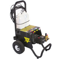 Cam Spray 1500MX MX Series Portable Electric Cold Water Pressure Washer with 50' Hose - 1500 PSI; 3 GPM