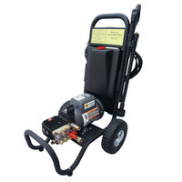 Cam Spray 1000XS X Series Portable Electric Cold Water Pressure Washer with 50' Hose - 1000 PSI; 2.2 GPM