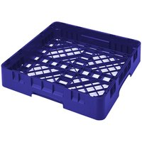 Cambro BR258168 Blue Camrack Customizable Full Size Open Base Rack