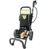 Cam Spray 1500AXS X Series Portable Electric Cold Water Pressure Washer with 50' Hose - 1450 PSI; 2 GPM