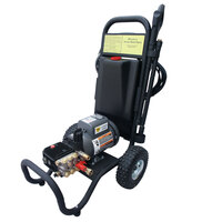 Cam Spray 15003XS X Series Portable Electric Cold Water Pressure Washer with 50' Hose - 1500 PSI; 3 GPM