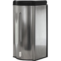 Advance Tabco 7-PS-104 Electronic 20 oz. Stainless Steel Wall Mounted Soap Dispenser