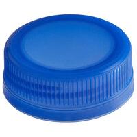 Blue Tamper-Evident Cap for Juice Bottles - 2500/Case