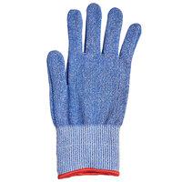 Mercer Culinary M33416BLS Millennia® Blue A4 Level Cut-Resistant Glove - Small