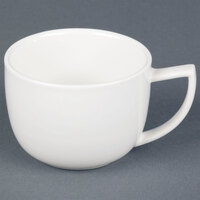 CAC COL-1 C.A.C. Collection 8 oz. Bright White China Coffee Cup - 36 / Case