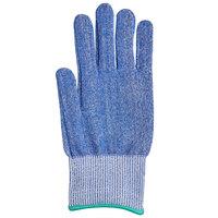 Mercer Culinary M33416BLM Millennia® Blue A4 Level Cut-Resistant Glove - Medium