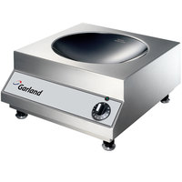 Garland GI-SH/WO 3500 Countertop Induction Wok Range - 208V, 3.5 kW