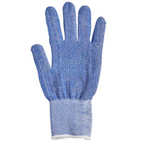 Mercer Culinary M33416BLL Millennia® Blue A4 Level Cut-Resistant Glove - Large