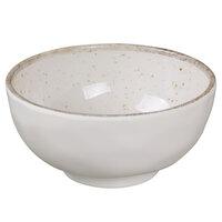 Elite Global Solutions D4238R-CTS Countryside 14 oz. Speckled Melamine Bowl - 6/Case