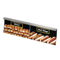 Star 50RGMD Merchandising Door for 50 and 75 Series Grill Max Pro Hot Dog Roller Grills