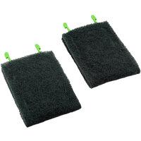 Rational 60.73.923 Soft Cleaning Pad for iVario Tilt Skillets - 2/Pack