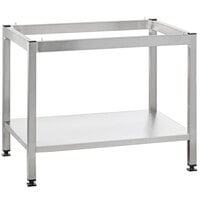 Rational 60.31.089 33 7/8 inch x 27 inch Stationary Base Frame for iCombi Classic 6-Half and 10-Half Combi Ovens