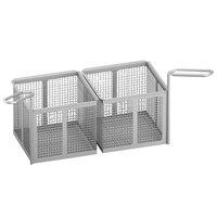 Rational 60.75.982 Two Deep Frying Portion Baskets for iVario 2-XS Tilt Skillets