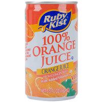 5.5 oz. Canned Orange Juice - 48/Case