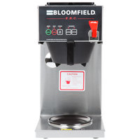 Bloomfield 4A-1040D2F E.B.C. 2 Warmer In-Line Automatic Coffee Brewer - Touchpad Controls, 120V