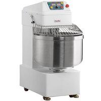 Estella SM80 80 qt. / 120 lb. Two-Speed Spiral Dough Mixer - 240V, 3 Phase, 4.5 HP
