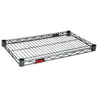 Eagle Group 1424V Valu-Master® NSF Gray Epoxy 14 inch x 24 inch Wire Shelf
