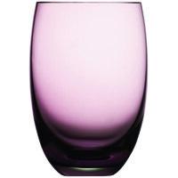 Nude 12925BG-024 Colored O 13.5 oz. Burgundy Water Glass - 24/Case
