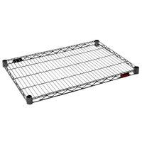 Eagle Group 2430V Valu-Master® NSF Gray Epoxy 24 inch x 30 inch Wire Shelf