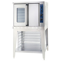 Alto-Shaam ASC-4E Platinum Series Full Size Electric Convection Oven with Manual Controls - 240V, 10400W