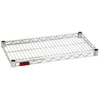 Eagle Group 1454C Chrome NSF 14 inch x 54 inch Wire Shelf