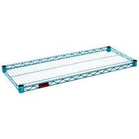 Eagle Group 1836E Eaglegard® NSF Hybrid Zinc / Green Epoxy 18 inch x 36 inch Wire Shelf