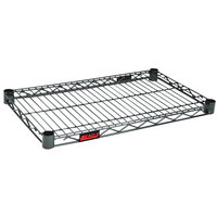 Eagle Group 1454V Valu-Master® NSF Gray Epoxy 14 inch x 54 inch Wire Shelf
