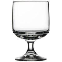 Pasabahce 44034-012 Tower 5.75 oz. Stackable Goblet - 12/Case