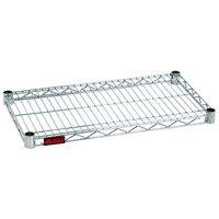 Eagle Group 1460Z Eaglebrite® NSF Zinc 14 inch x 60 inch Wire Shelf