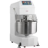 Estella SM100 100 qt. / 150 lb. Two-Speed Spiral Dough Mixer - 240V, 3 Phase, 5.5 HP