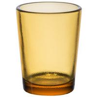 Sterno 80282 Petite Amber Votive Glass