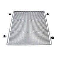 True 909175 White Coated Wire Shelf - 35 1/4 inch x 14 3/4 inch