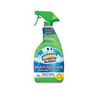 SC Johnson 652468 Scrubbing Bubbles 32 oz. Multi-Surface Bathroom Soap Scum Cleaner / Disinfectant   - 8/Case