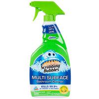 SC Johnson 652468 Scrubbing Bubbles® 32 oz. Multi-Surface Bathroom Soap Scum Cleaner / Disinfectant - 8/Case