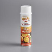 Noble Chemical Novo 10 oz. Citrus Orange Aerosol Air Freshener / Deodorizer Spray   - 12/Case