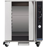 Moffat USP8M Turbofan Full Size 8 Tray Electric Holding Cabinet / Proofer with Mechanical Controls and Compact 28 7/8 inch Width - 110-120V