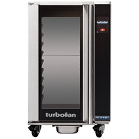 Moffat USH10T Turbofan Half Size 10 Tray Electric Holding Cabinet with Touch Screen Controls - 110-120V