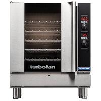 Moffat G32D5-1-L Turbofan Single Deck Full Size Liquid Propane Convection Oven with Digital Controls - 110-120V, 1 Phase, 33,000 BTU