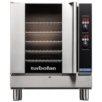 Moffat G32D5-1-N Turbofan Single Deck Full Size Natural Gas Convection Oven with Digital Controls - 110-120V, 1 Phase, 33,000 BTU