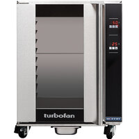 Moffat USH10D-FS Turbofan Full Size 10 Tray Electric Holding Cabinet with Digital Controls - 208-240V
