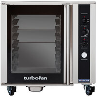 Moffat USP85M8 Turbofan Full Size 8 Tray Electric Holding Cabinet / Proofer with Mechanical Controls - 110-120V
