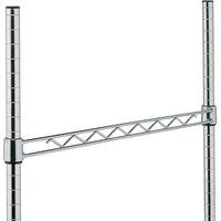 Metro H124C Chrome Hanger Rail 24 inch