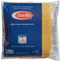 Barilla 20 lb. Capelli D'Angelo Pasta