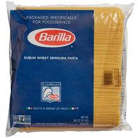 Barilla 20 lb. Thin Spaghetti Pasta